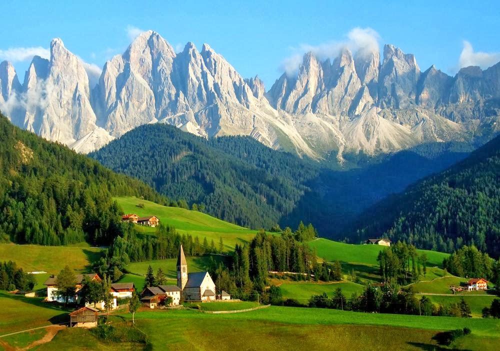 италия южный тироль