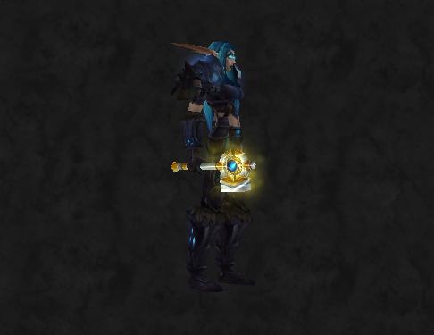 Lightsworn Hammer