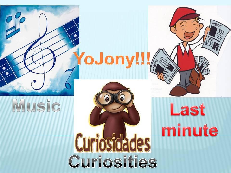 Yo Jony!