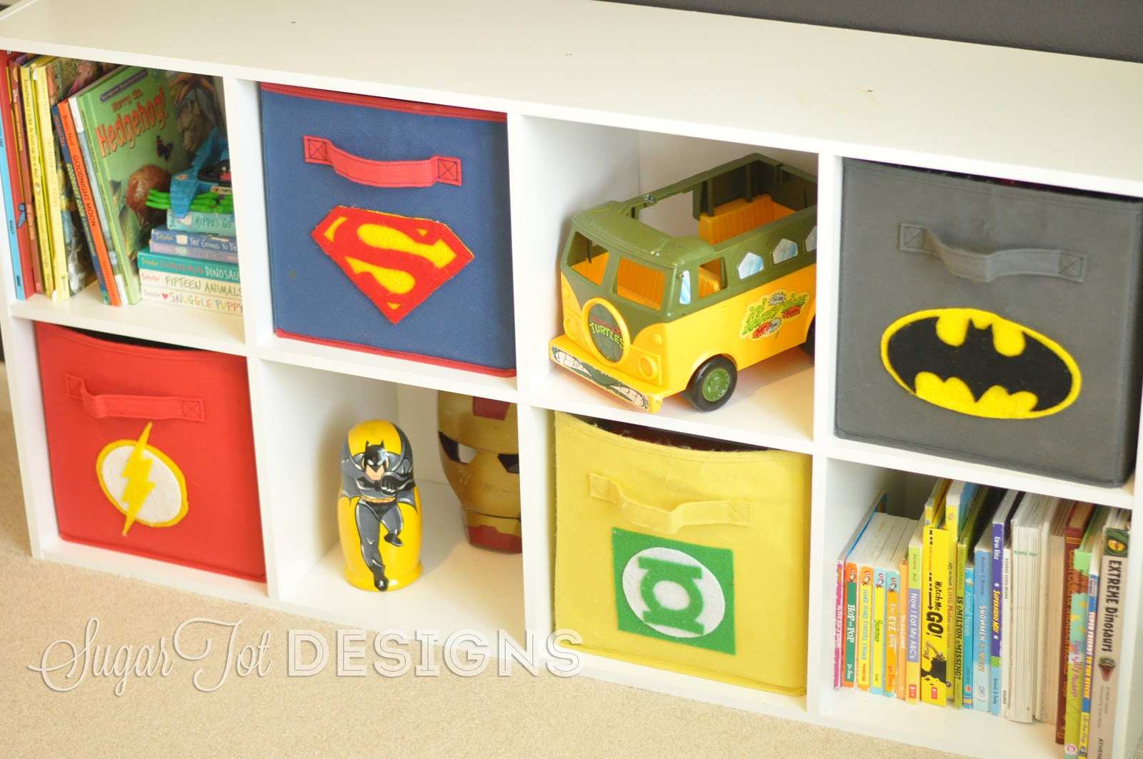 sugartotdesigns superhero room updated. Black Bedroom Furniture Sets. Home Design Ideas