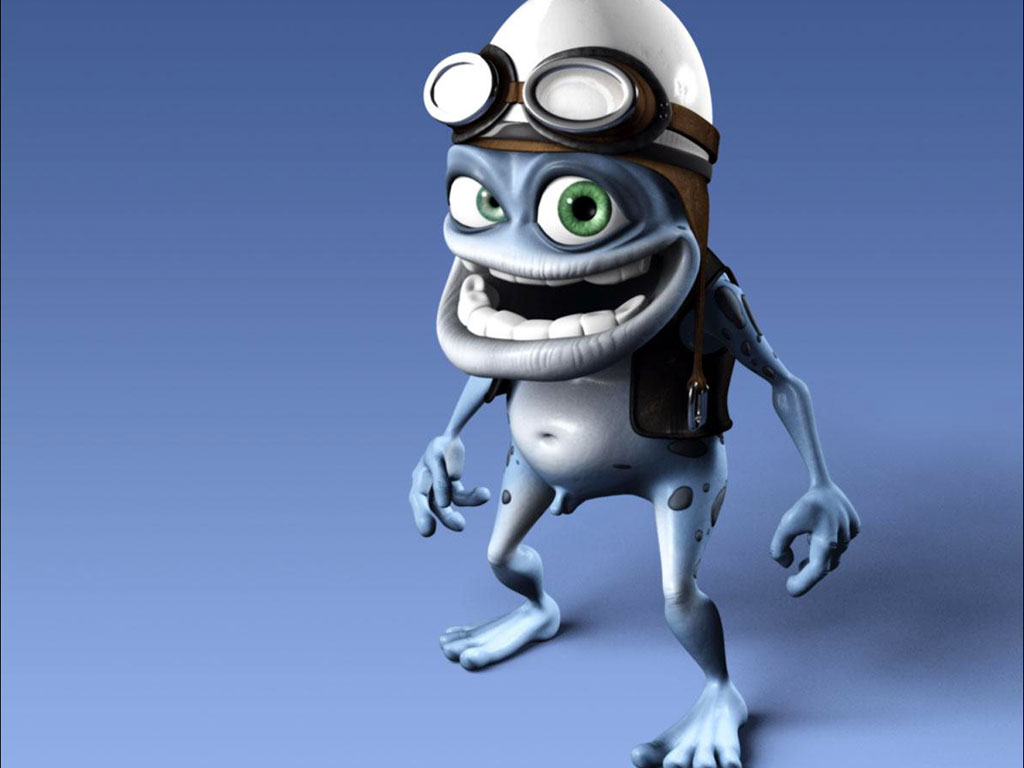 crazy frog wallpapers annaharper