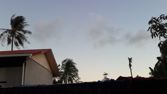 pemandangan rumah