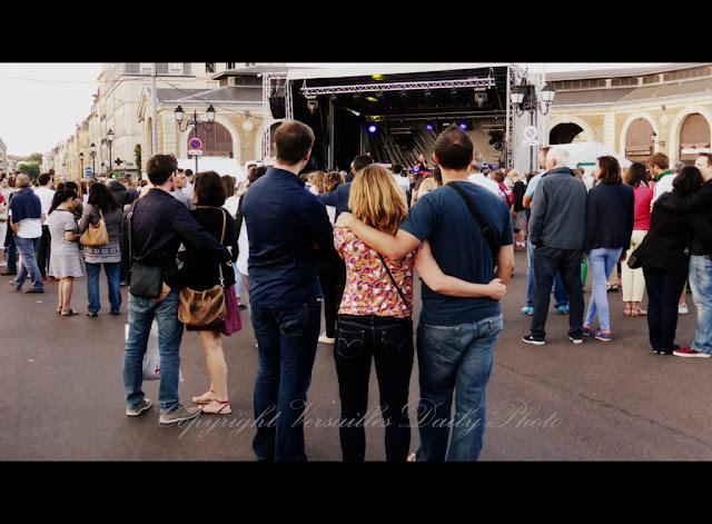 Concert The Loops Versailles 13 juillet 2015