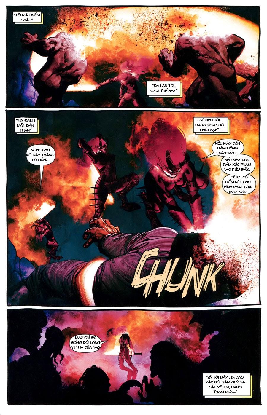 Uncanny X-Men chap 5 - Trang 11