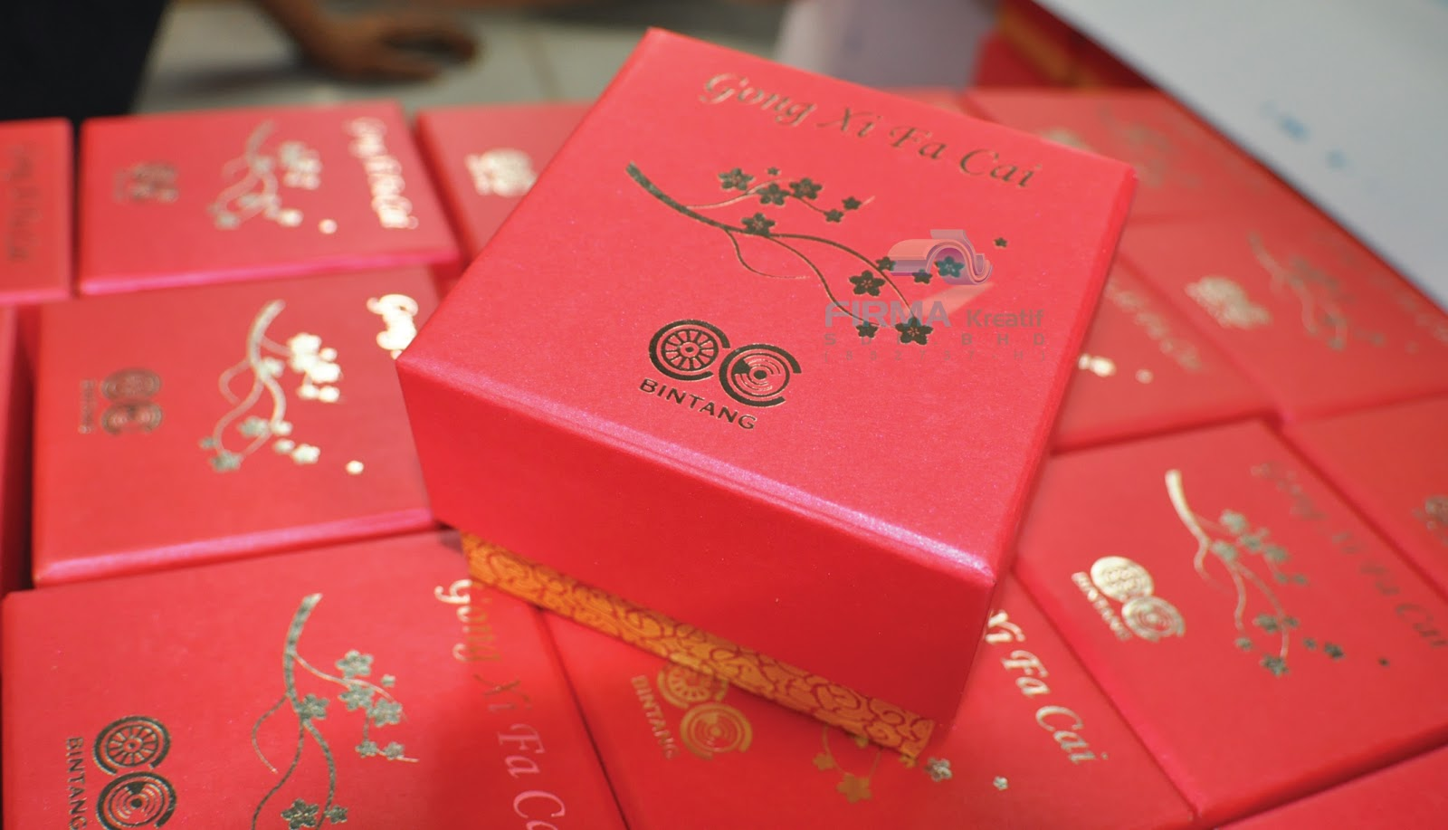 chinese new year gift box cycle carriage bintang description chinese new year gift - Gifts For Chinese New Year