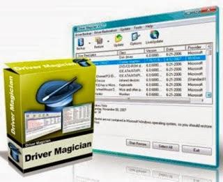 driver magic serial