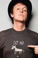 Paul McCartney critica governo francês por banir merenda vegetarina nas escolas