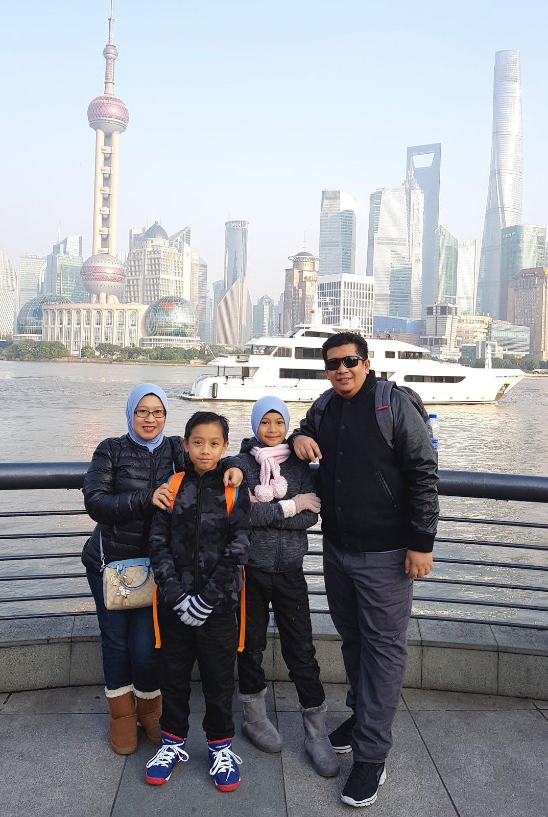 Shanghai, China 2017