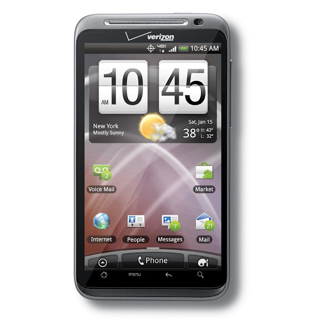 App gives HTC Thunderbolt an LTE on / off switch