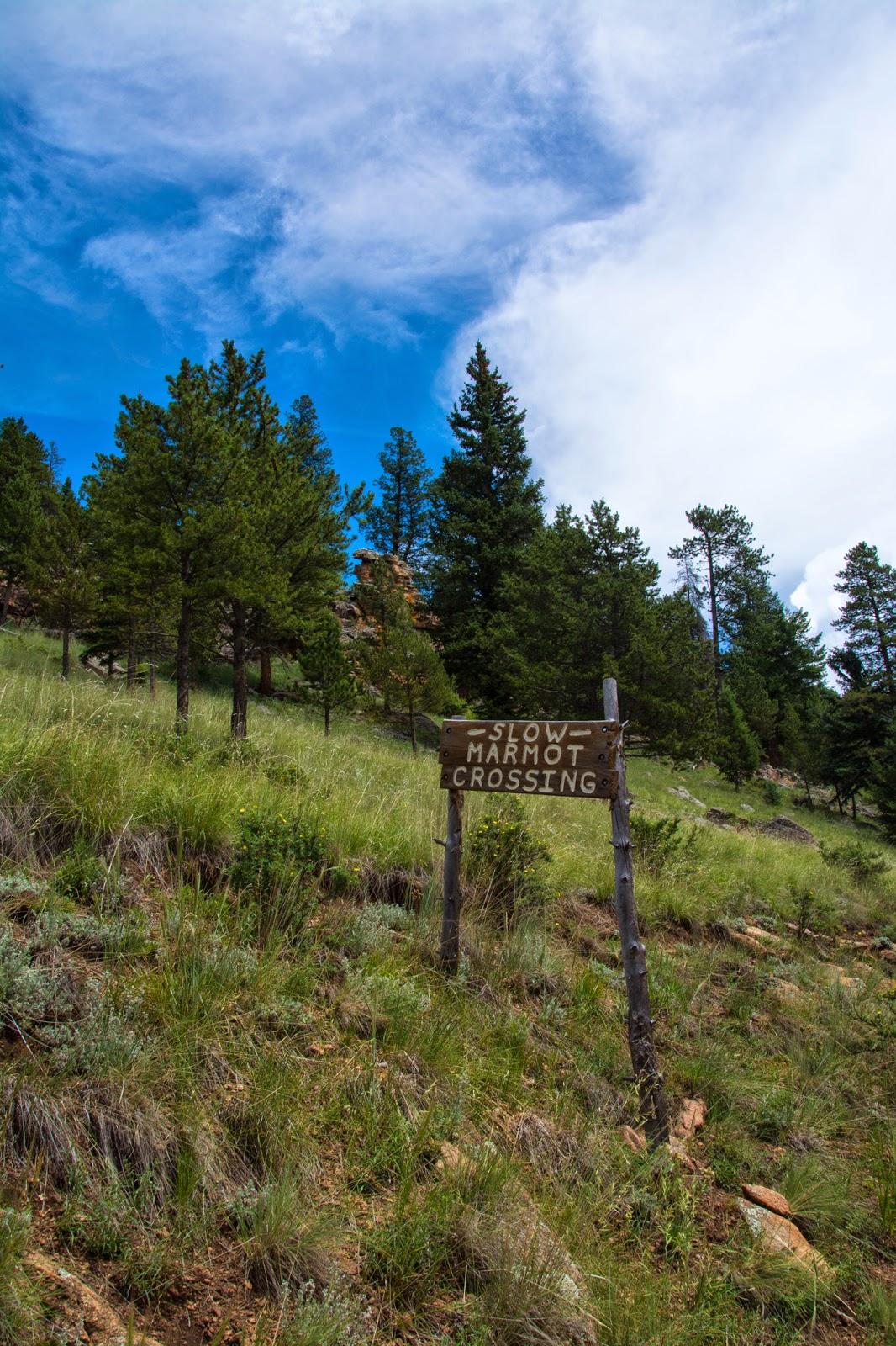 Staunton State Park: Bugling Elk Trail