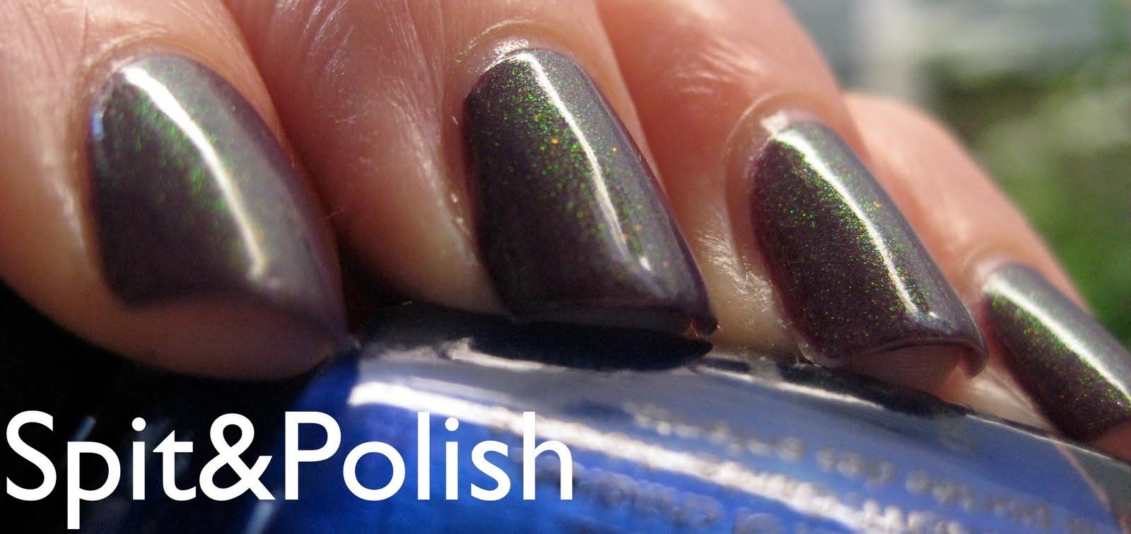 Luxury Cnd Ice Blue Shimmer Nail Polish Sketch - Nail Art Ideas ...