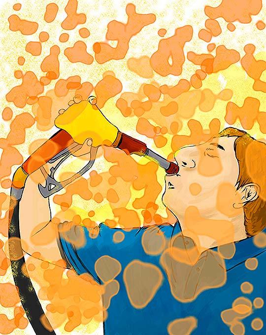 Ilustración de Jordi Coll aka Cancoxo