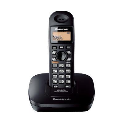 ... 17kB, Panasonic Cordless Phone KXTG 3611 | Eclickzone Online Store