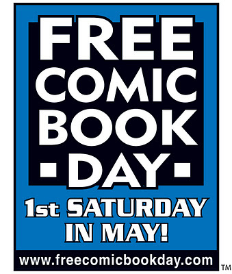 Free Comic Book Day 2010, banner
