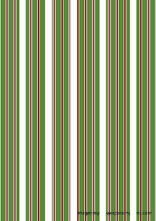 verde y rojo de navidad