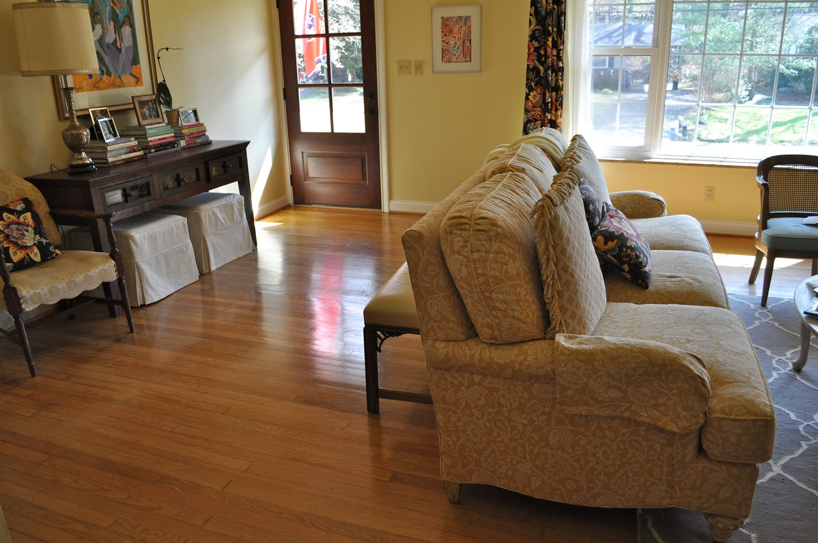 Spice And Sass February Front Door Opens Into Living Room