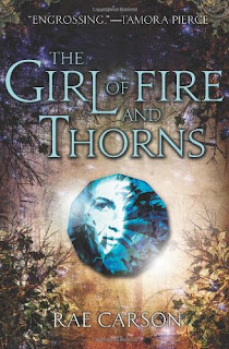 Review- The Girl of Fire and Thorns by Rae Carson