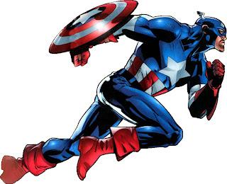 Imágenes para Imprimir Gratis de Capitán América.