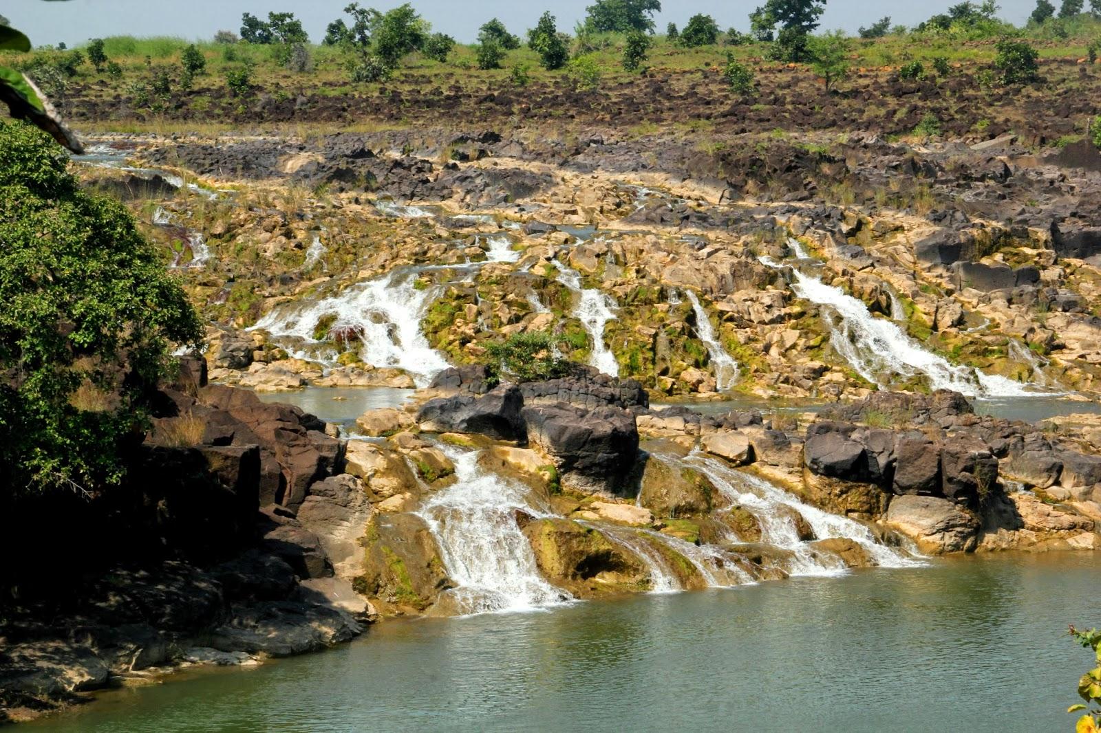 Bandrev Waterfalls