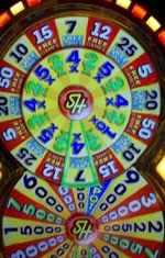 """The Venetian Casino was tight with skimpy """"Jackpots."""""""