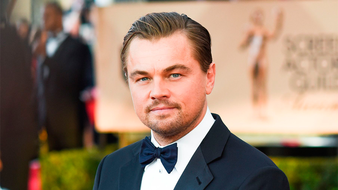 The Coolest Leonardo Dicaprio Hairstyles Famous Celebrity Bible