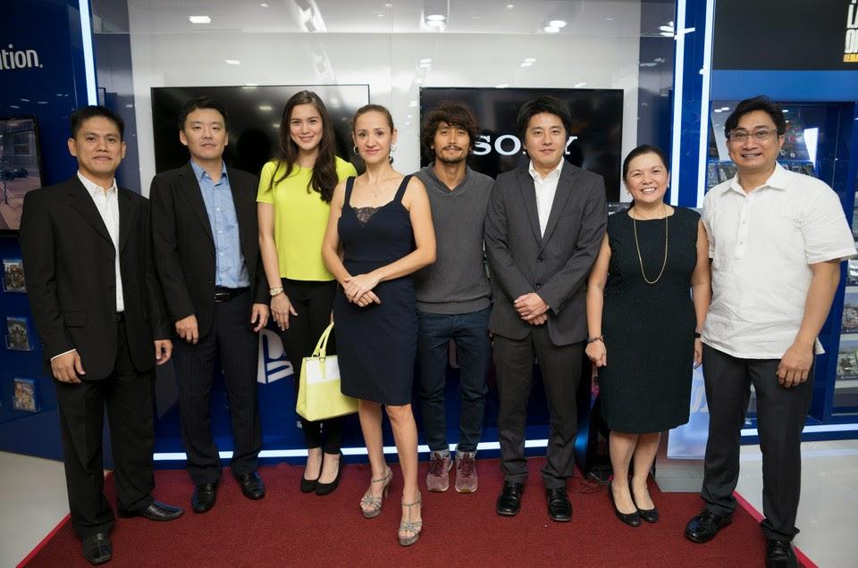 Sony Centre SM MegaMall, Sony Philippines
