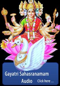 Gayatri Sahasranamam