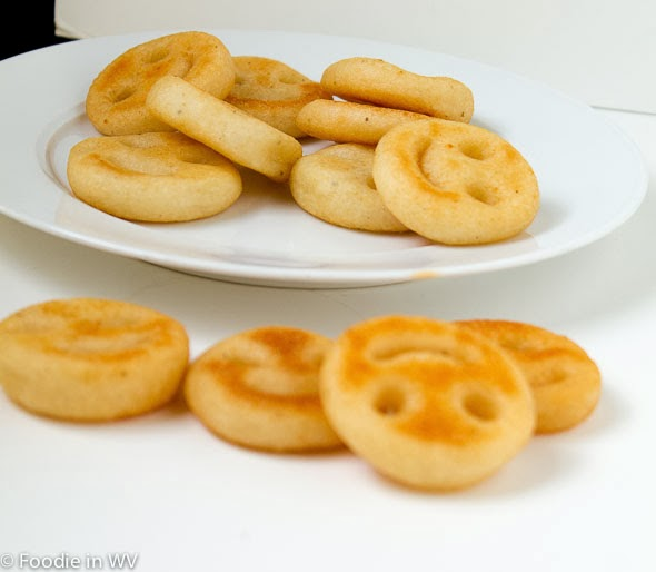Image of Smiley Face Potatoes