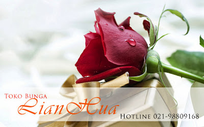 kado bunga mawar, toko bunga jakarta