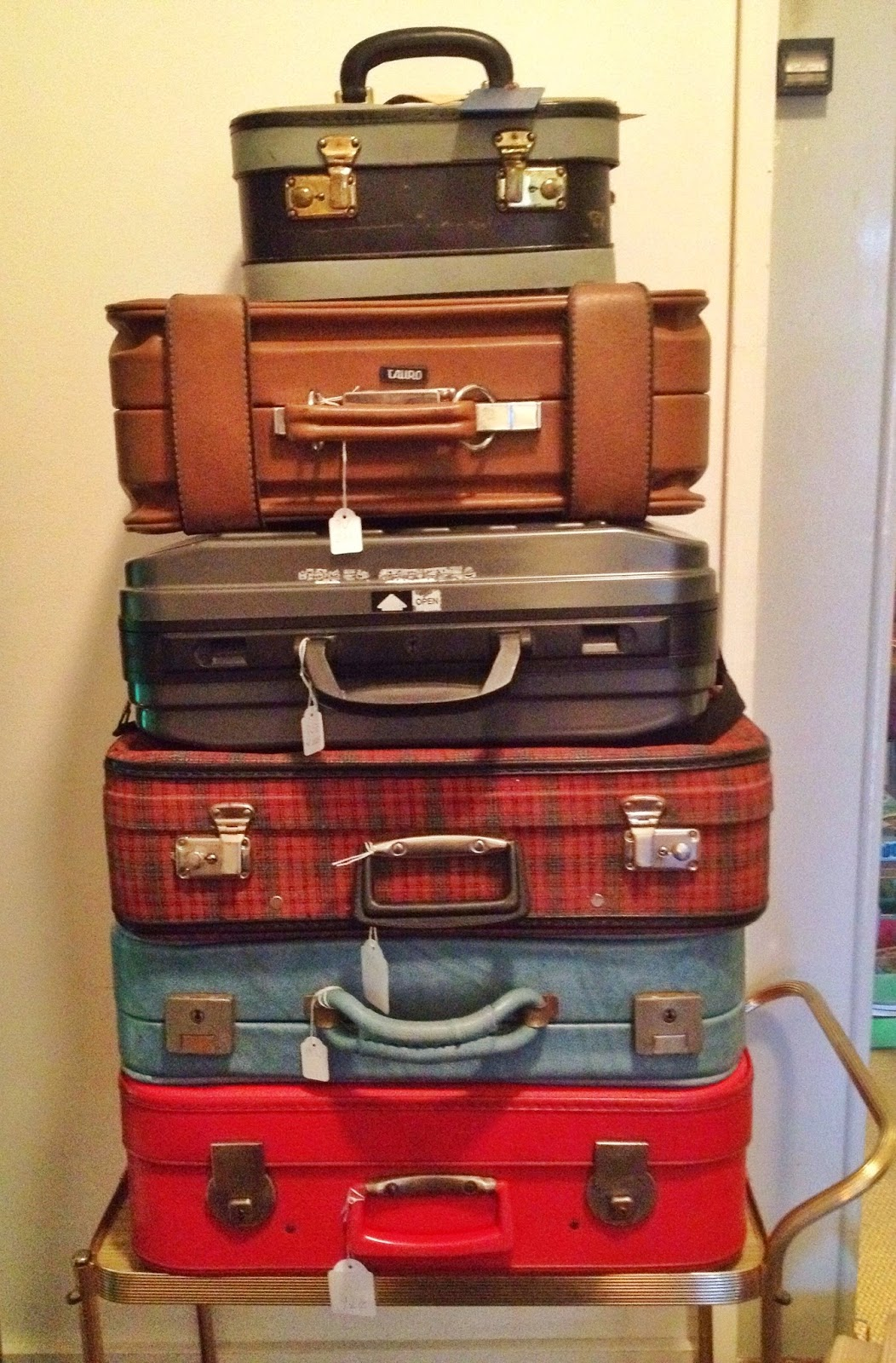 malas vintage, vintage suitcases, turista vintage, viagens vintage