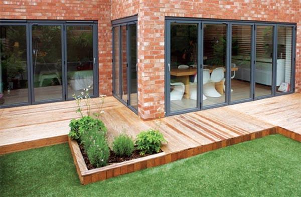 Rustik chateaux ejemplo de como dise ar un peque o jard n for Como disenar un jardin pequeno