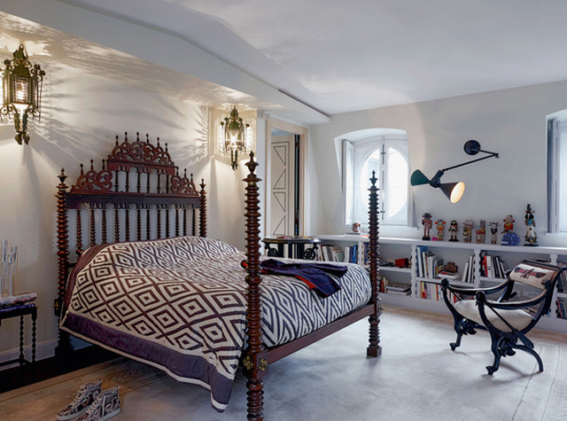 christian louboutin paris apartment