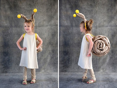 Homemade halloween costumes ideas for kids best holiday for Easy homemade costume ideas for kids