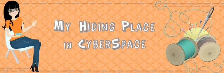 My Hiding Place In Cyberspace