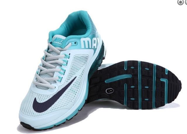 new arrivals 5f8c7 9a3aa Dam Nike Air Max 2013 Power Blå Cyan Sport Skor
