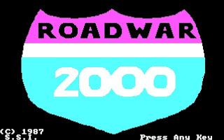 Roadwar 2000