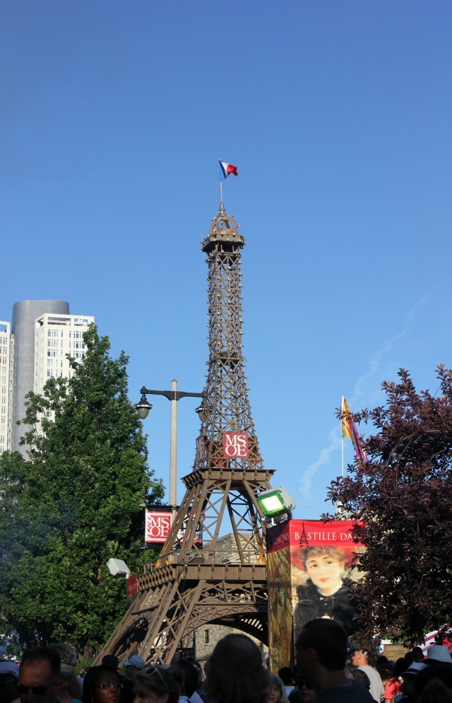 Milwaukee Bastille Day Celebration, Eiffel Tower in Milwaukee, Festivals Milwaukee, French, Milwaukee
