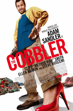 The Cobbler: Official Theatrical Release Poster