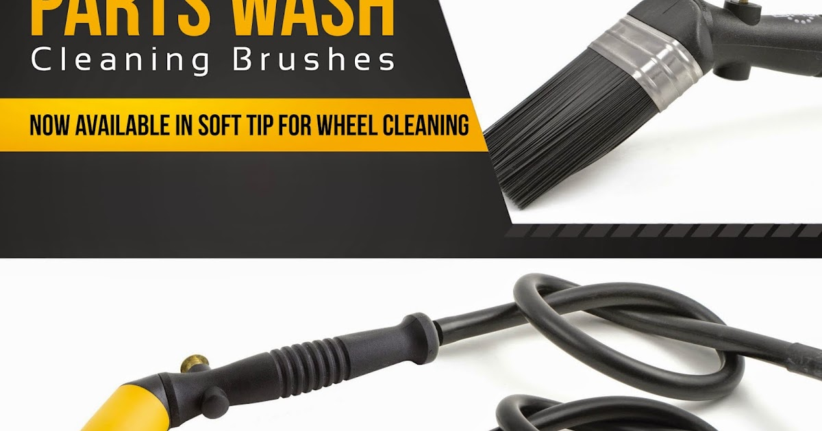 Flex-Hone® Blog- Brush Research Manufacturing's Company Blog: Parts Wash Brushes for Auto Parts ...