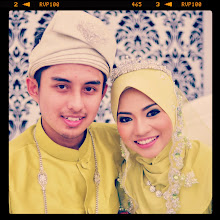 a wife to farees irsyad