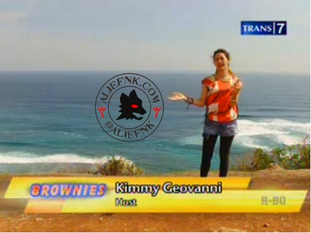 Geovanni Lestari a.k.a Kimmy @ Brownies Trans7 | 27 Nopember 2013 [image by @ALiefNK]
