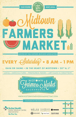 Midtown Farmers Market coming to Saturdays