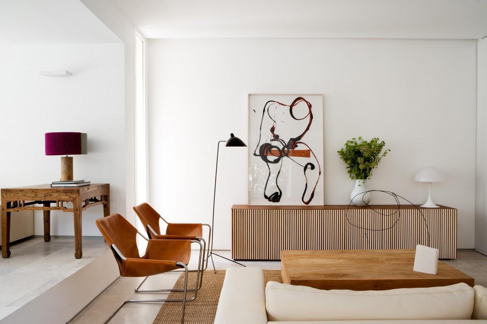 Scandinavian retreat detached house for Departamentos decorados estilo vintage