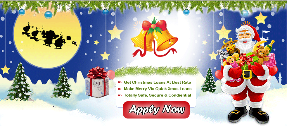 Cheap Christmas Loans