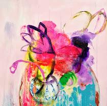 lilac protea