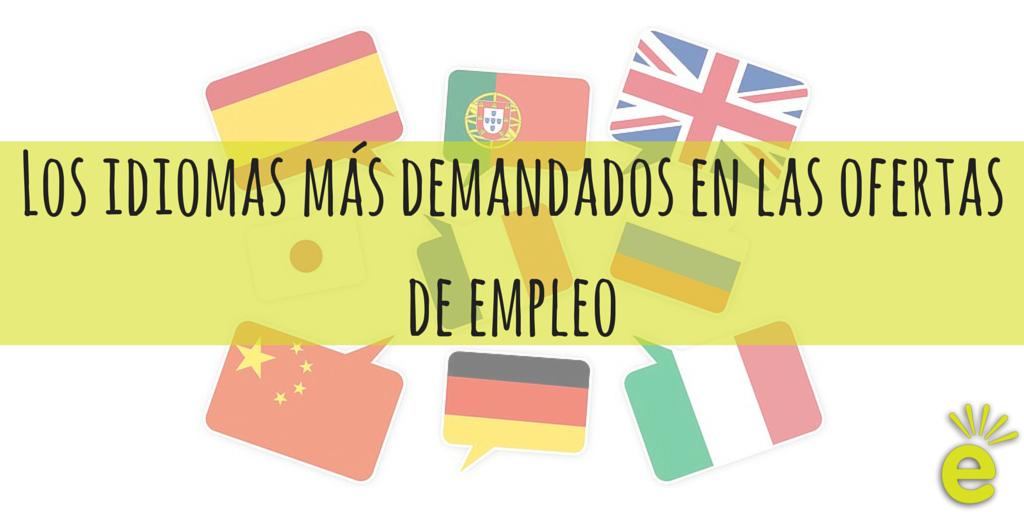 Los-idiomas-mas-demandados-en-las-ofertas-de-empleo