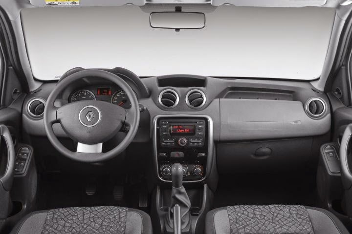 renault duster interior and exterior
