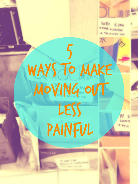5 Ways to Make Moving Out Less Painful, Yi Wei Lim, yiweilim