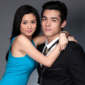 The First Photo of Kim Chiu and Xian Lim Together! ~ TV Series Craze
