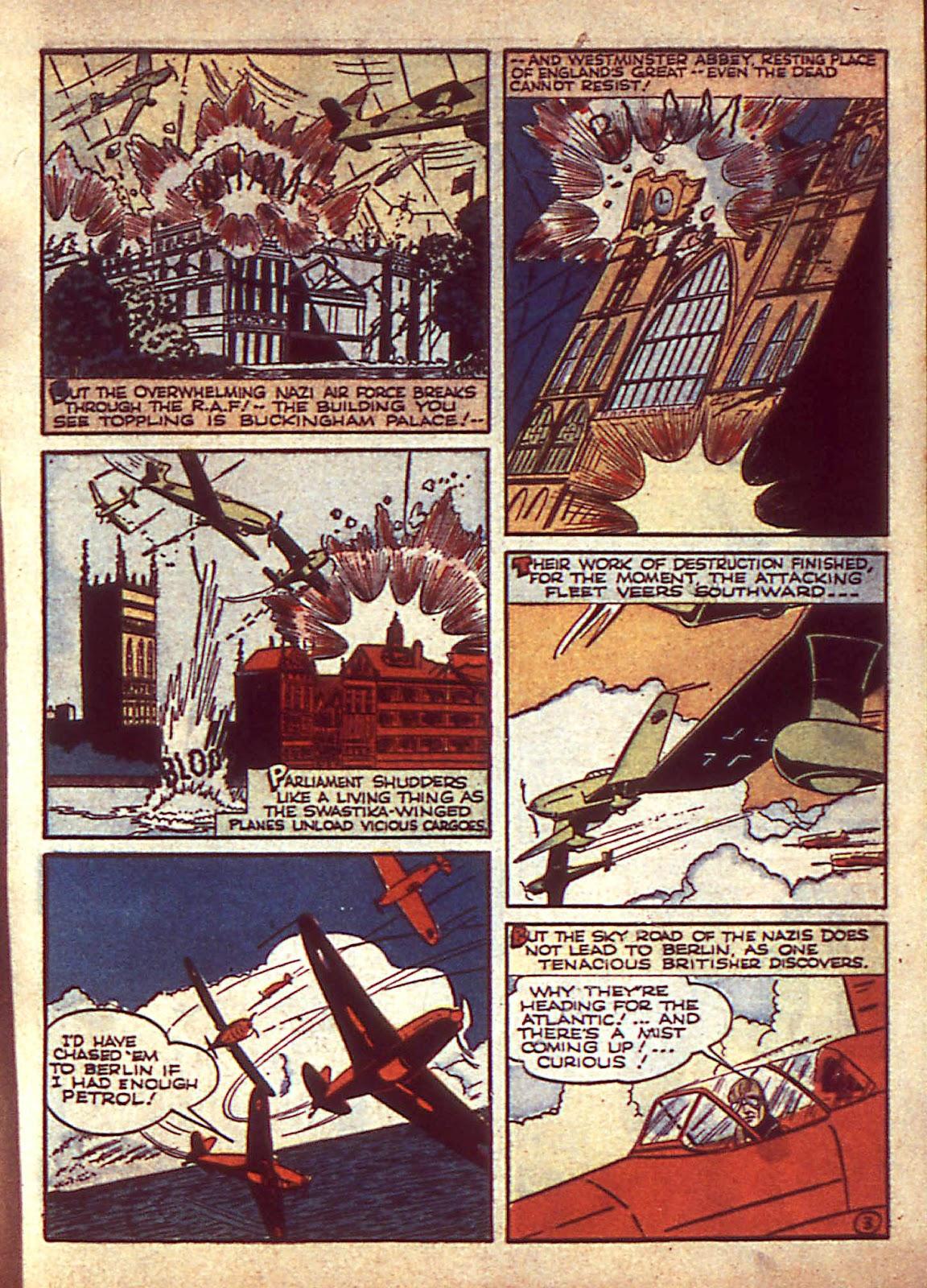 Sub-Mariner Comics Issue #3 #3 - English 6